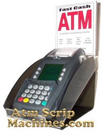 Cashless Atm Machine